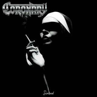CORONARY- Sinbad LIM.BLACK VINYL +DL Code