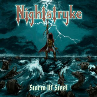 NIGHTSTRYKE- Storm Of Steel