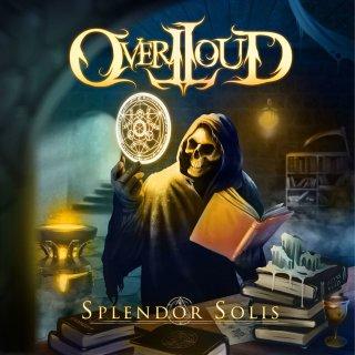 OVERLLOUD- Splendor Solis LIM. 500 CD