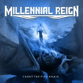 MILLENNIAL RAGE- Carry The Fire Again LIM.300 DIGI