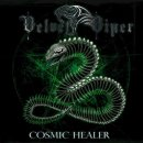 VELVET VIPER- Cosmic Healer LIM.250 BLACK VINYL