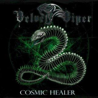VELVET VIPER- Cosmic Healer LIM.250 GREEN VINYL