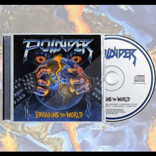 POUNDER- Breaking The World