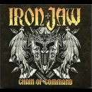 IRON JAW- Chain Of Command LIM.500 CD