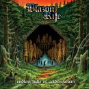 BLAZON RITE- Endless Halls Of Golden Totem LIM. BLACK...