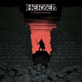 HERZEL- Le Dernier Rempart LIM. BLACK VINYL +DL Code +Poster