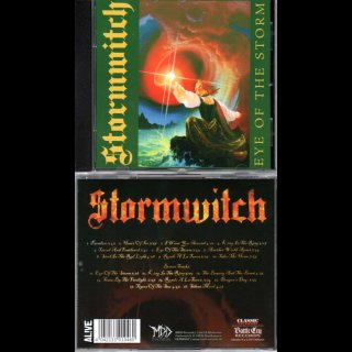 STORMWITCH- Eye Of The Storm +8 Bonustracks