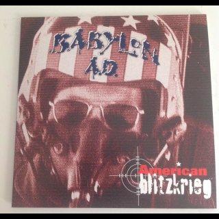 BABYLON A.D.- American Blitzkrieg LIM.+NUMB.400 VINYL