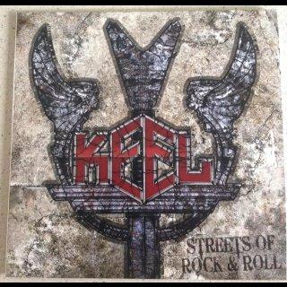 KEEL- Streets Of Rock & Roll LIM.NUMB.400 col. Vinyl