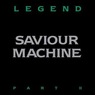 SAVIOUR MACHINE- Legend Part II LIM. 250 GREEN VINYL 2LP set