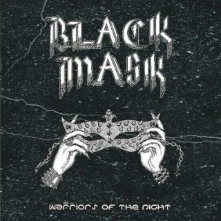 BLACK MASK- Warriors Of The Night LIM.300 CD EP