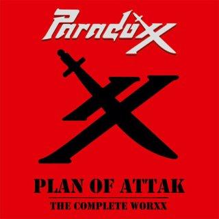 PARADOXX- Plan Of Attak-The Complete Worxx