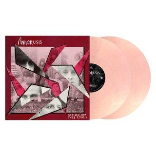 ANACRUSIS- Reason LIM.+NUMB. 200 US 2LP SET clear/pink marbled vinyl