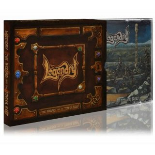 LEGENDRY- The Wizard And The Tower Keep LIM.SLIPCASE CD