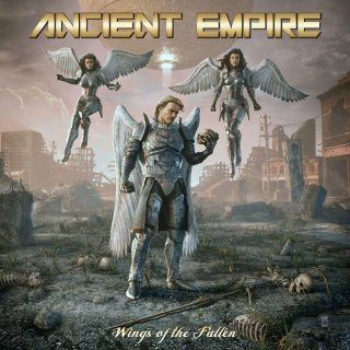 ANCIENT EMPIRE- Wings Of The Fallen