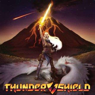 THUNDERSHIELD- same LIM.+NUMB. 500 CD