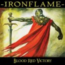 IRONFLAME- Blood Red Victory