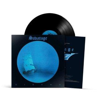 SAVATAGE- Sirens 180g BLACK VINYL