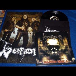 VENOM- 100 Miles To Hell LIM. VINYL EP +Poster