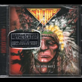 CROWS- The Dying Race DELUXE EDIT. +7 Bonustr.
