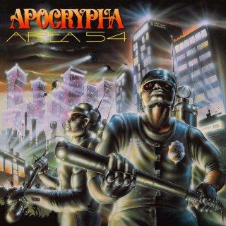 APOCRYPHA- Area 54 LIM. US IMPORT CD