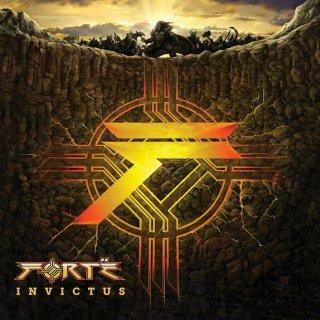 FORTE- Invictus LIM.2CD incl. Rise Above,Destructive,Division albums